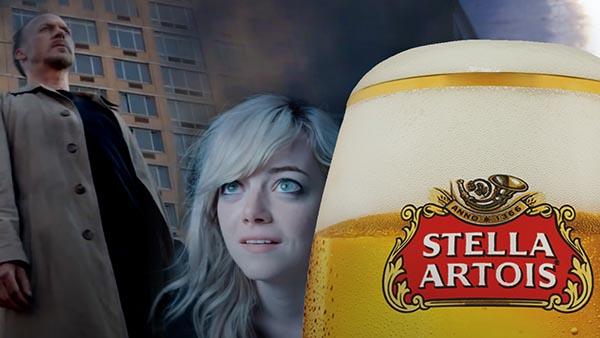 """Stella Artois """"Birdman"""""""