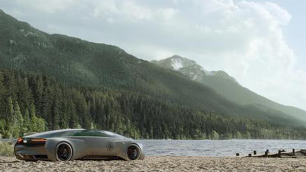 "Audi and ""Ender's Game"""
